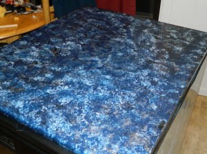 Countertop Paint Reviews : Giani Granite countertop paint kit Review - SaraLees Deals Steals ...