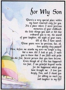 ... +Son+Poems Published at 272 × 371 in Happy 14th Birthday to my Son