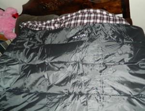 The Mammoth Sleeping Bag