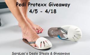 Pedi-Protexx giveaway