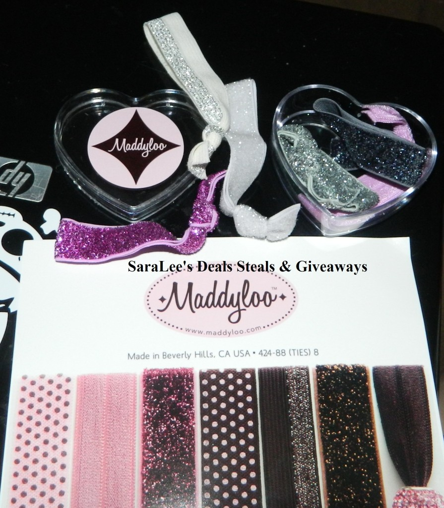 Maddyloo Mini Heart Box