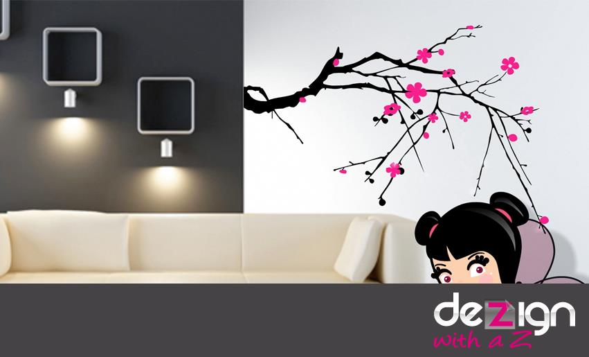 Dezign With a Z wall decals