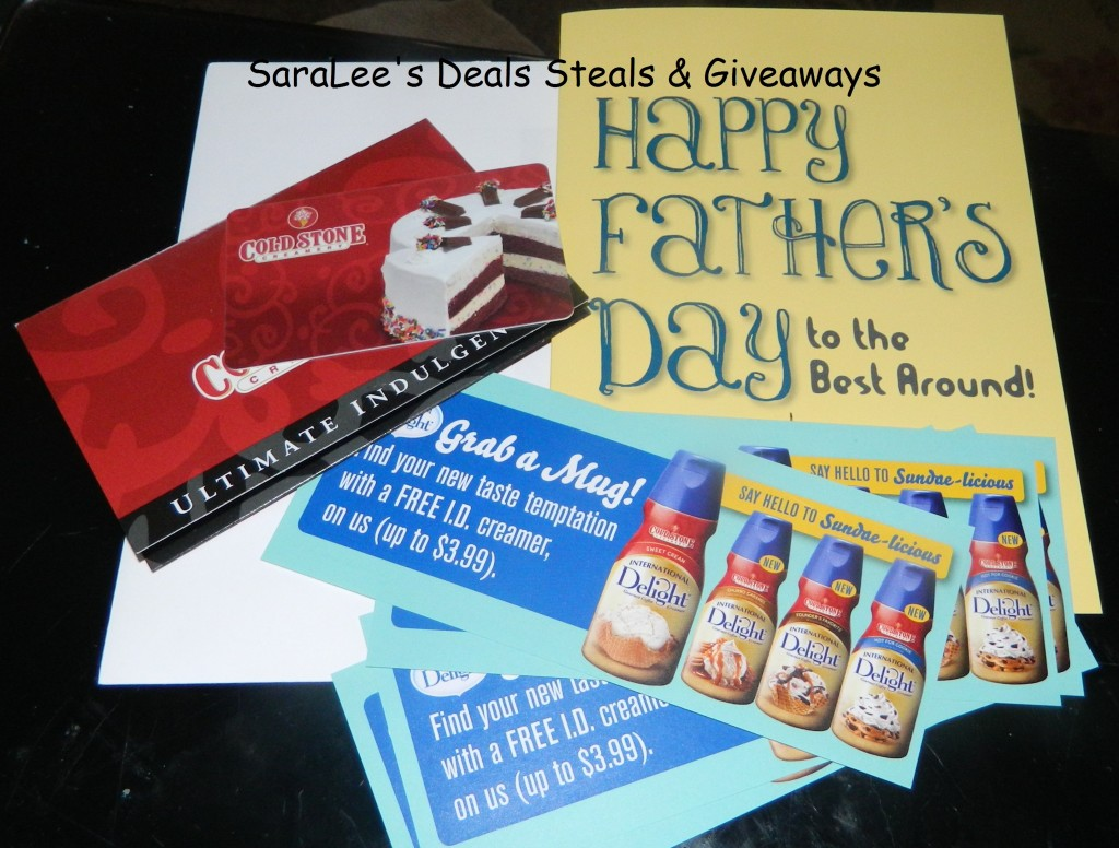 Father's Day Treat Promotion