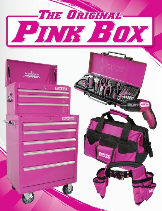 The Original Pink Box