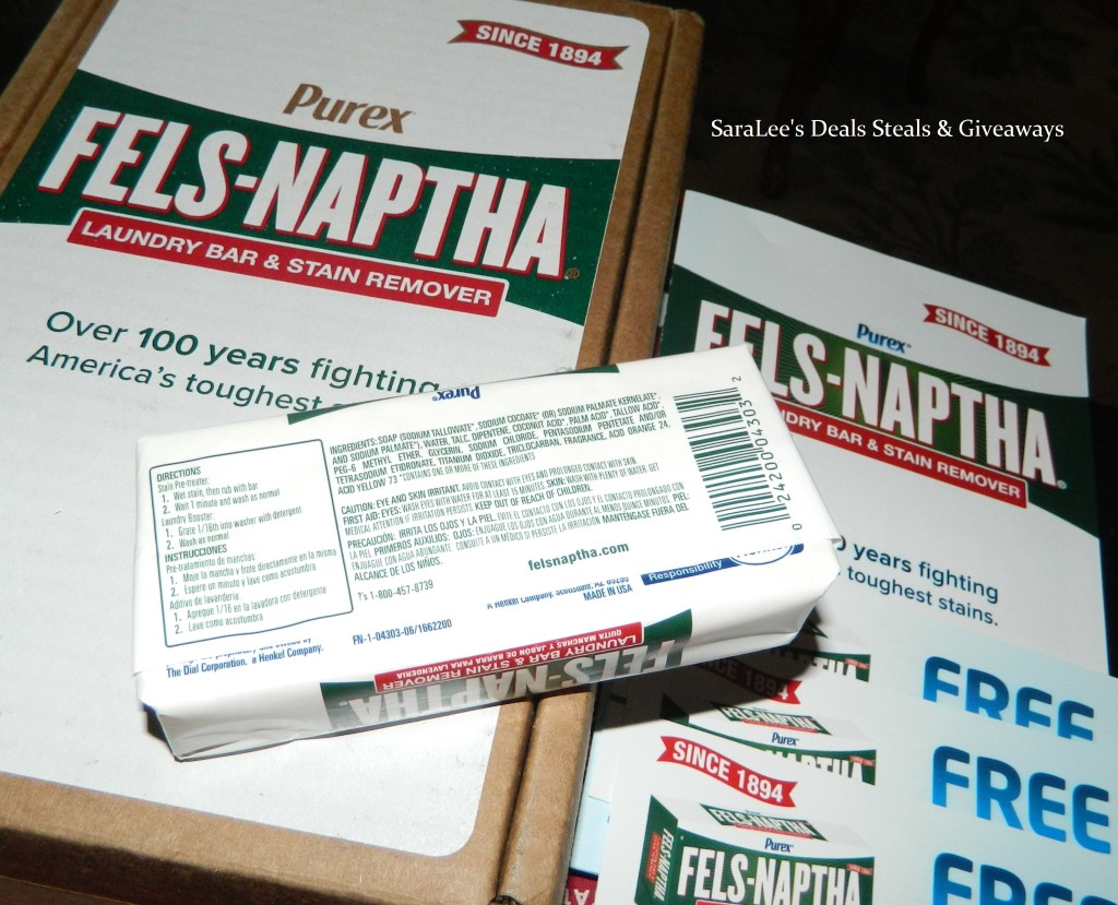 Purex Fels-Naptha