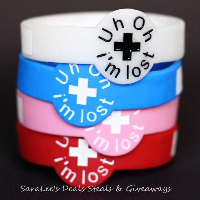 Enter the Uh Oh Band Giveaway. Ends 11/4.