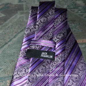 Jack Franklin ties