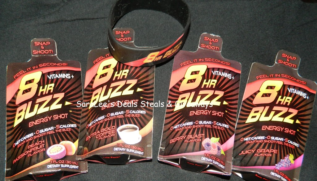 8hr Buzz Energy Shot