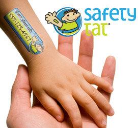SafetyTat Quick Stick Write-On