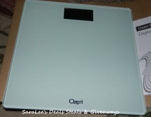 Ozeri Precision Digital Bath Scalenov2013 055