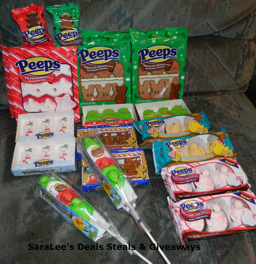 PEEPS Holiday Pack