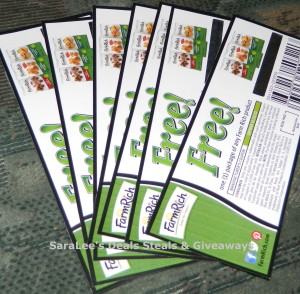 Farm Rich coupons