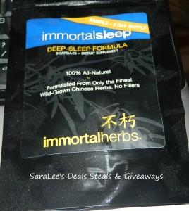 Immortal Sleep