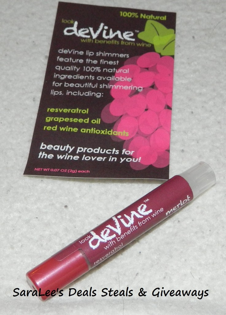 deVine Lip Shimmers