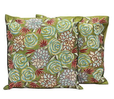 Rose Dazzle Cushion covers