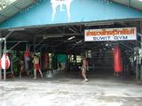 Muay Thai gyms