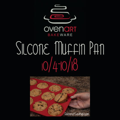 OvenArt-Silicone-Muffin-Pan-Giveaway
