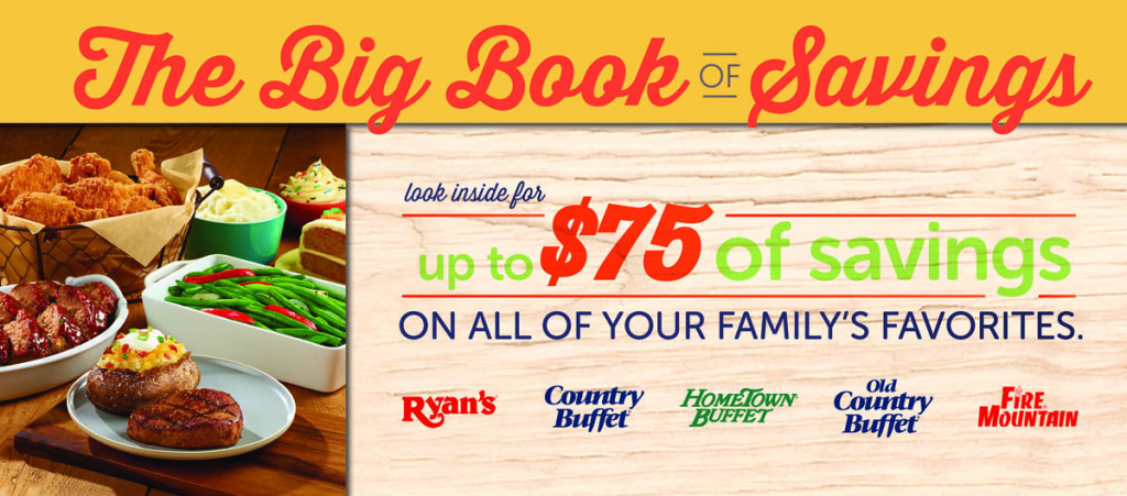 The Big Book of Savings