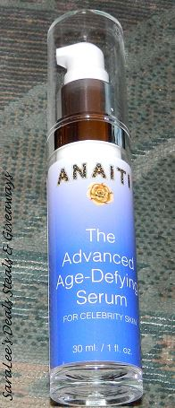 Advanced Age-Defying Serum By Anaiti