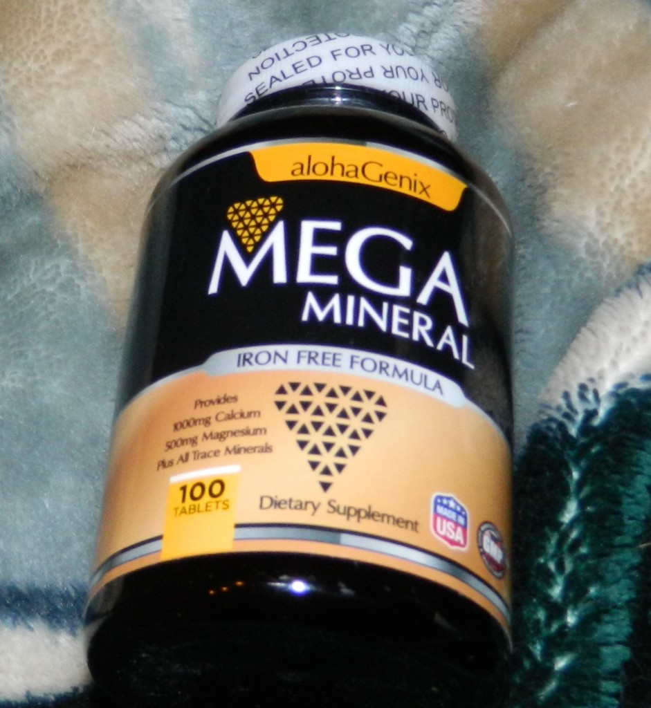 Mega Multi-Mineral Complete All-In-One Supplement