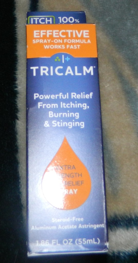 TriCalm Extra Strength Spray 1.86oz
