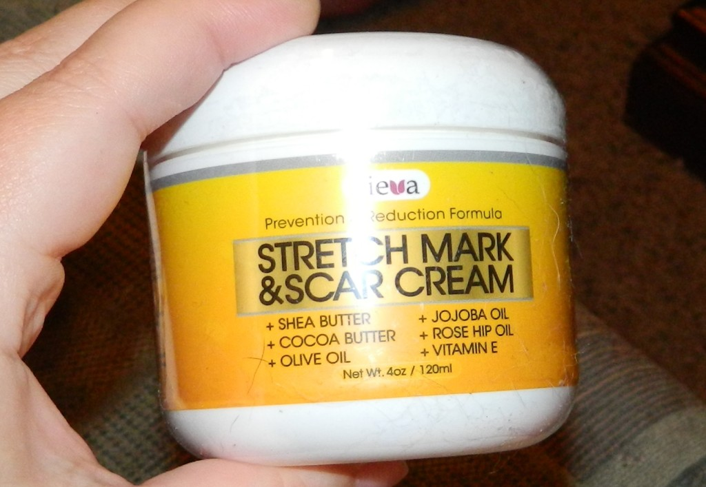 Stretch Mark & Scar Removal Cream