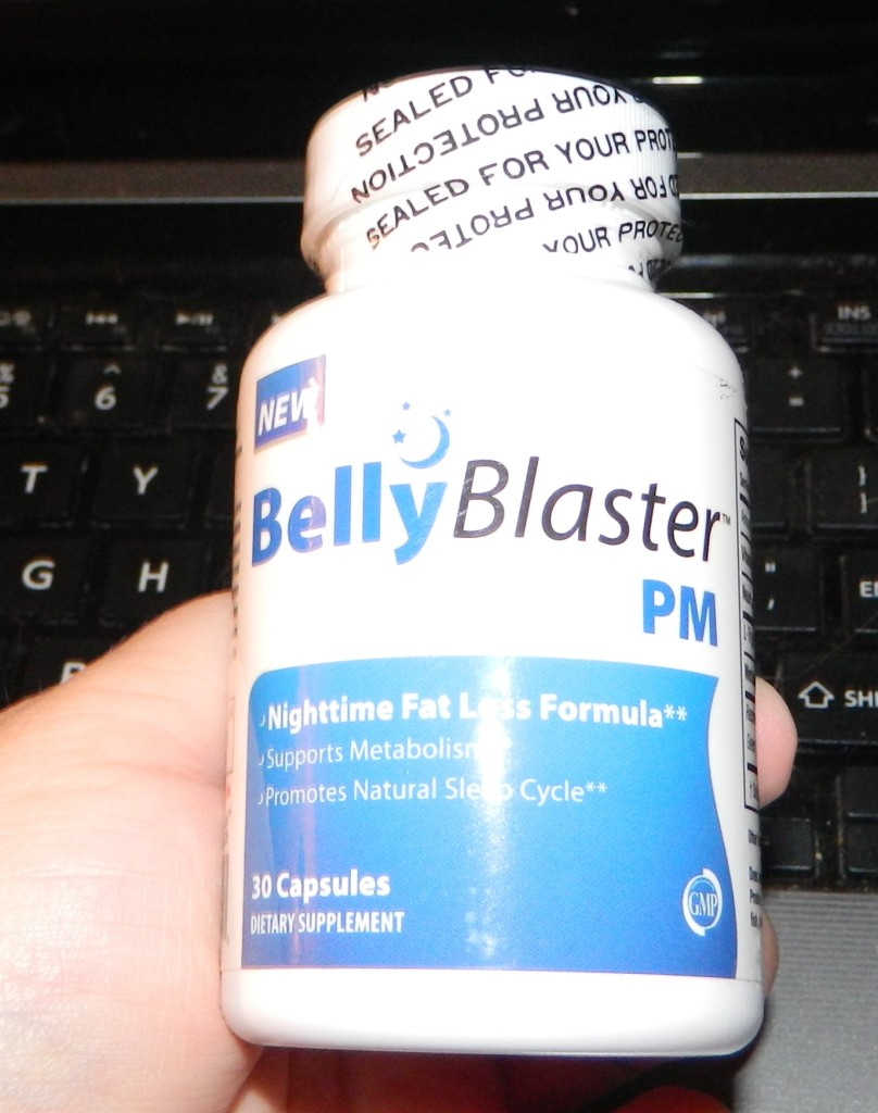 Belly Blaster PM