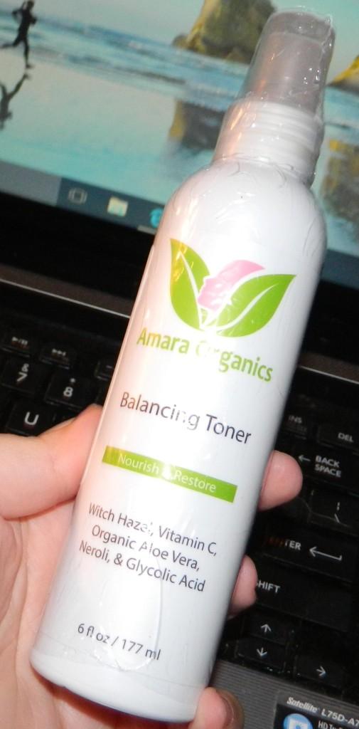 Amara Organics: Facial Toner