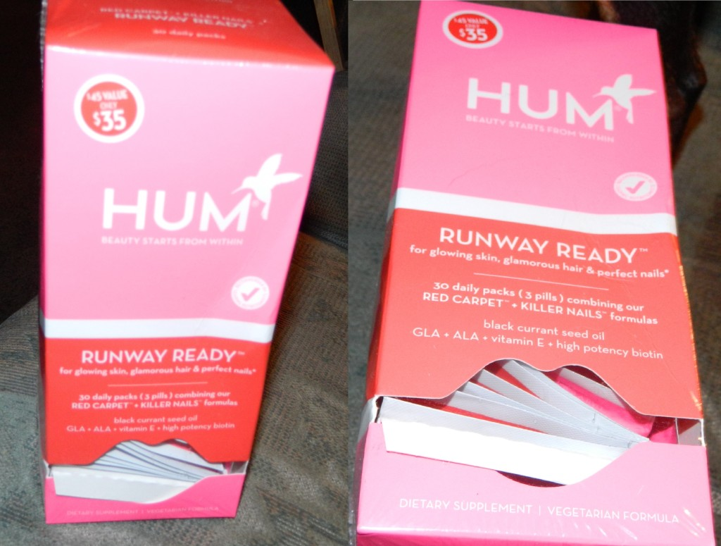 Hum Nutrition Runway Ready