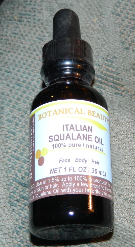 Squalane Italian Oil 1oz