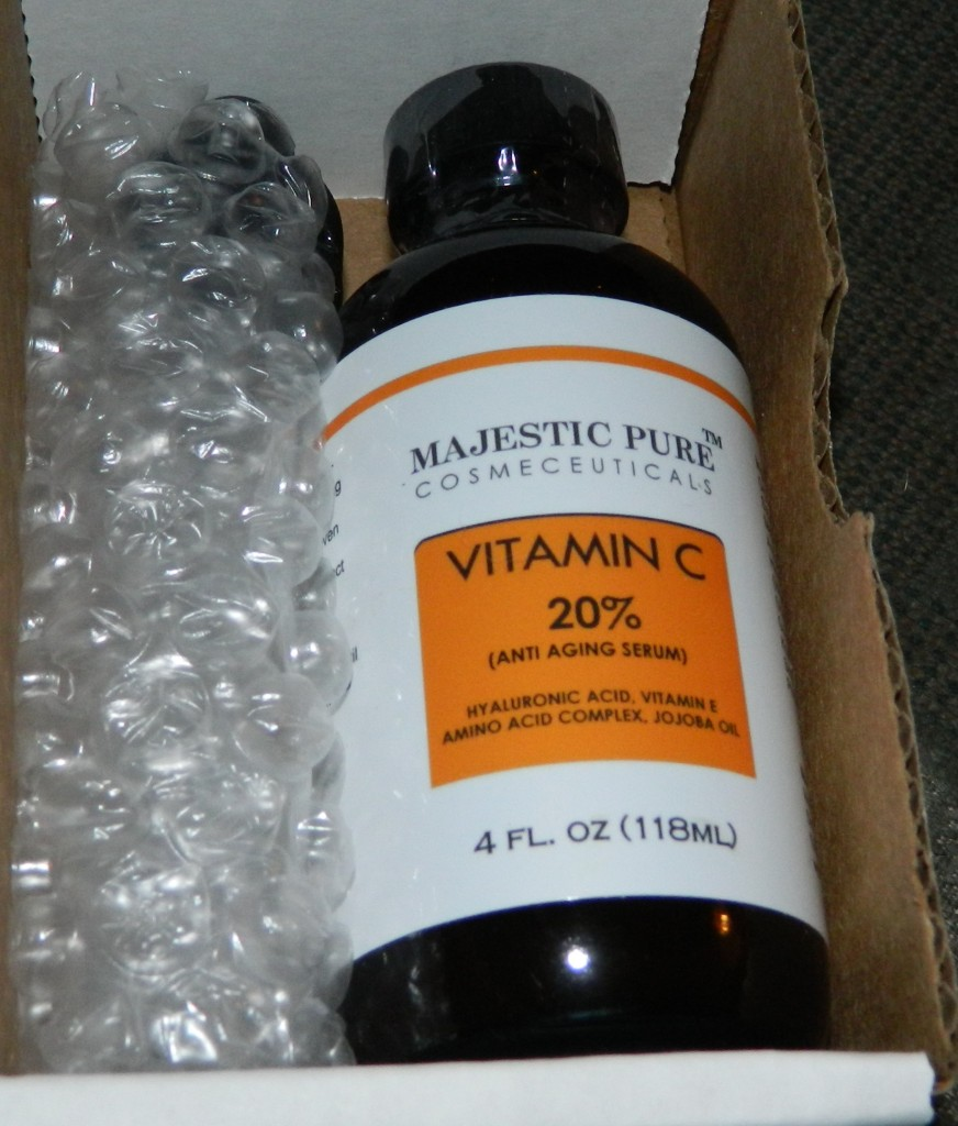 Majestic Pure: Vitamin C Serum 4oz