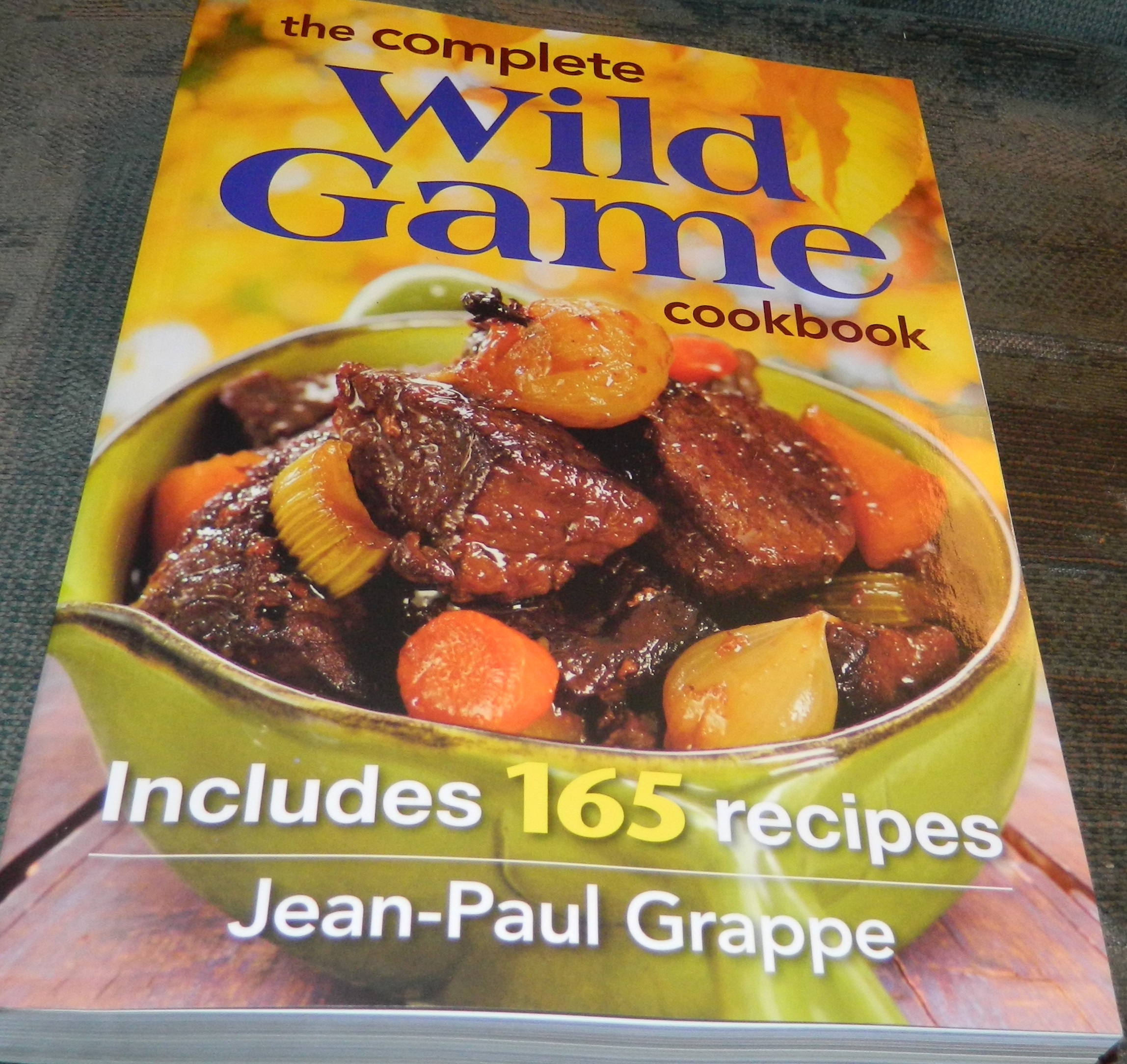 The Complete Wild Game Cookbook Saralee S Deals Steals Giveaways
