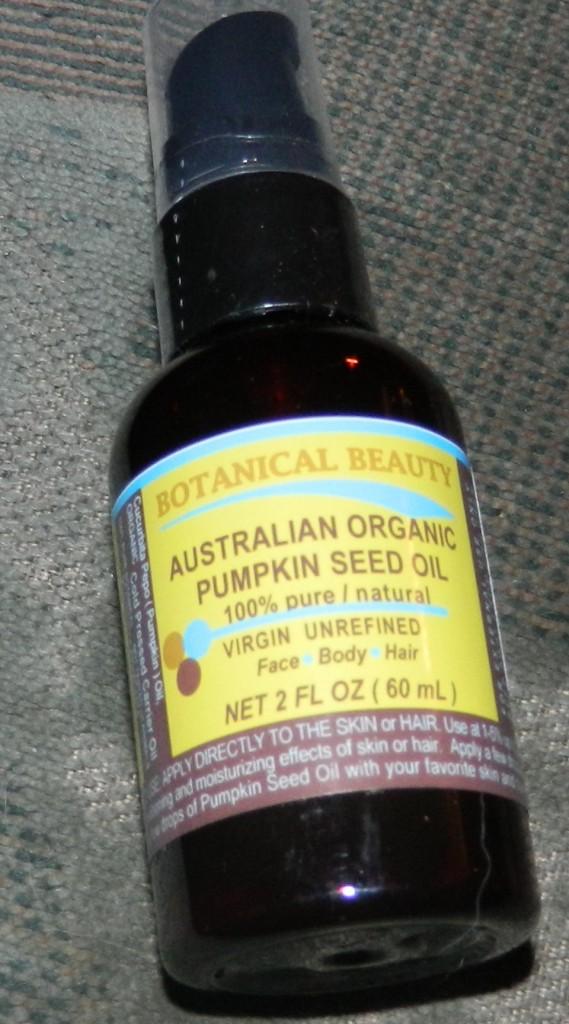 Australian Organic Pumpkin Seed Oil