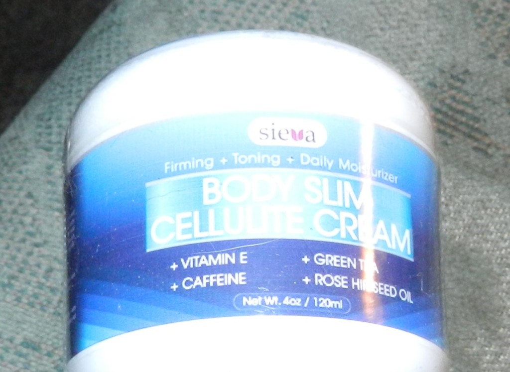 Body Slim Cellulite Cream 4oz