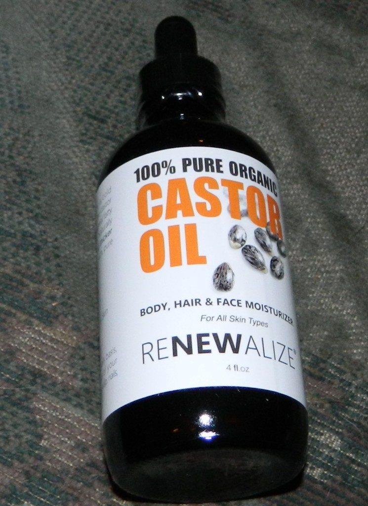 Renewalize: Organic Castor Oil 4oz