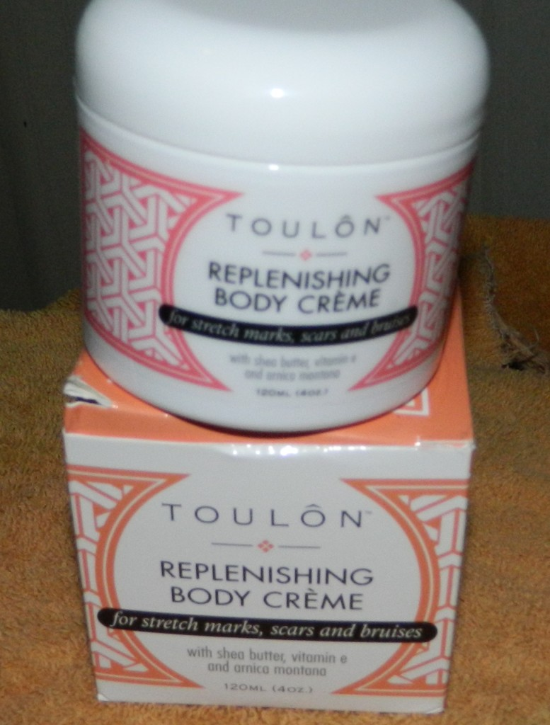 TOULON: Ultra Rich Body Cream 4oz