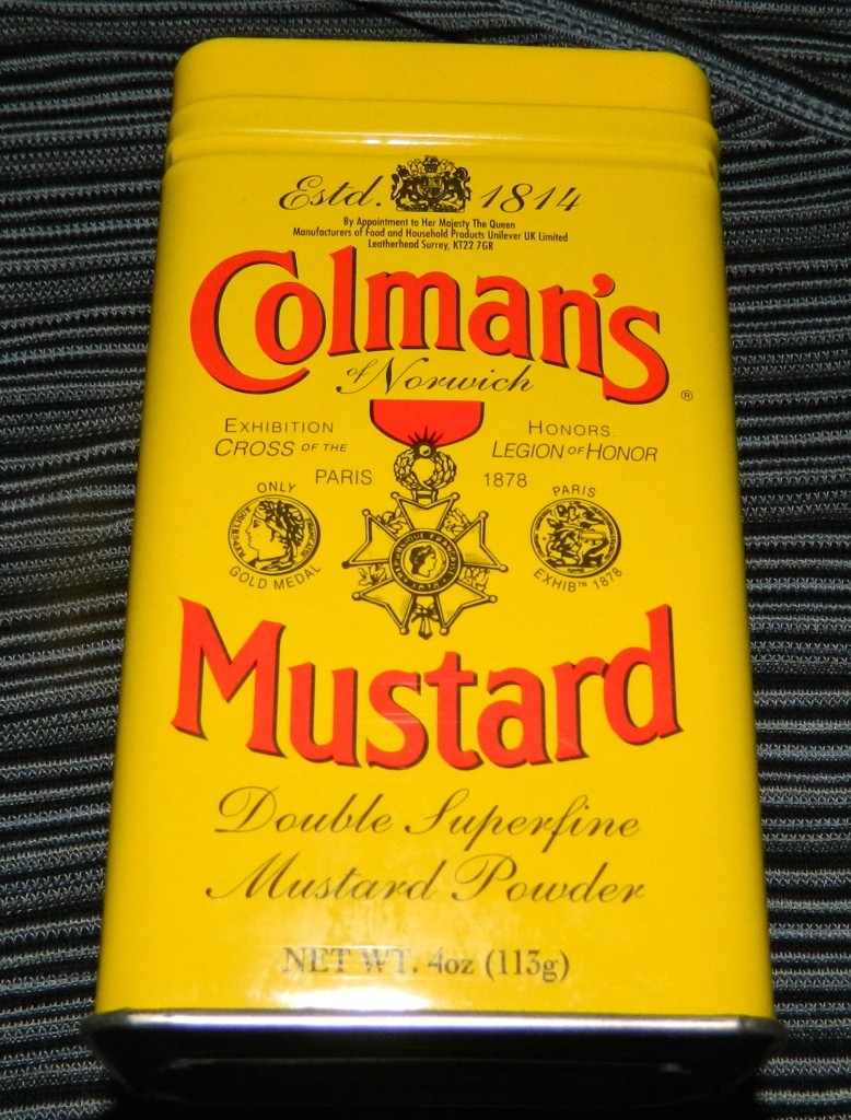 Colman's Mustard Powder, 4 Ounce