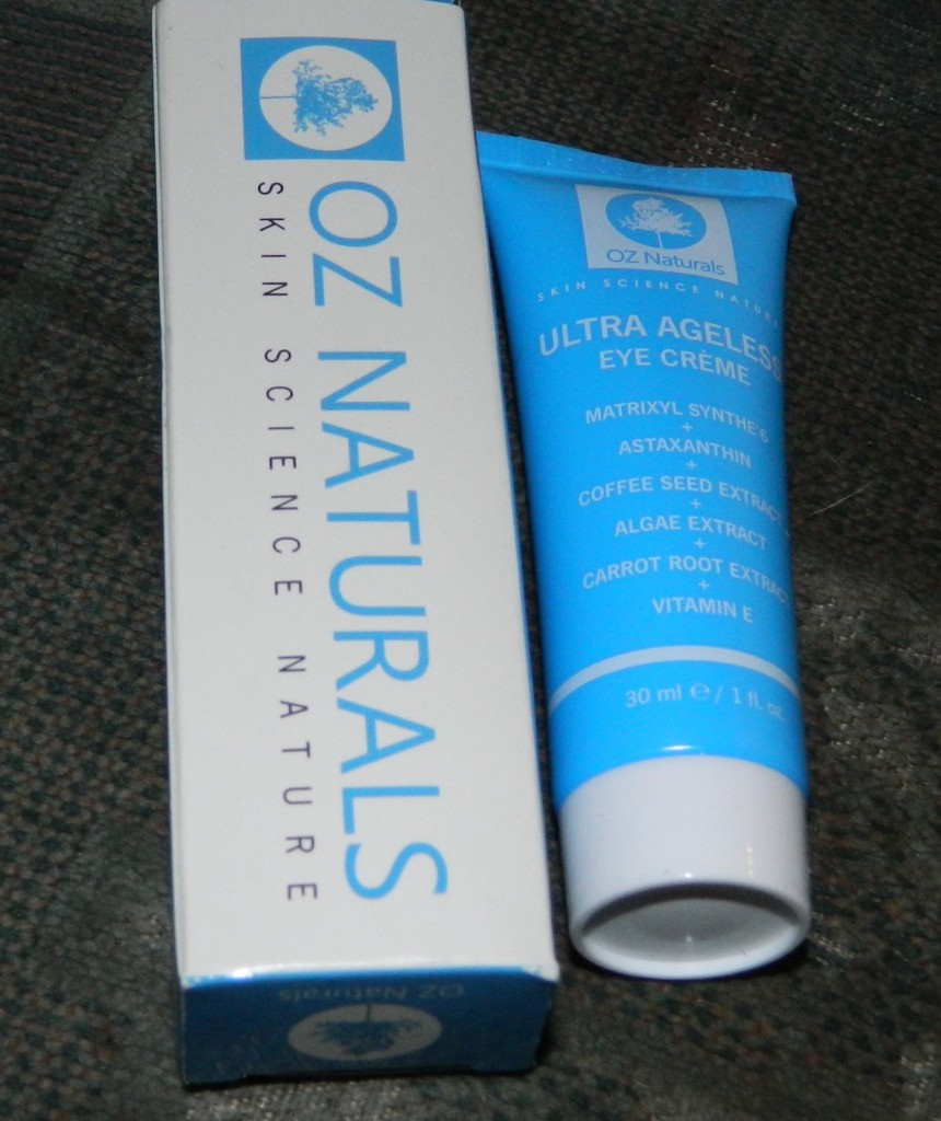 OZ Naturals - Eye Cream For Dark Circles 1oz