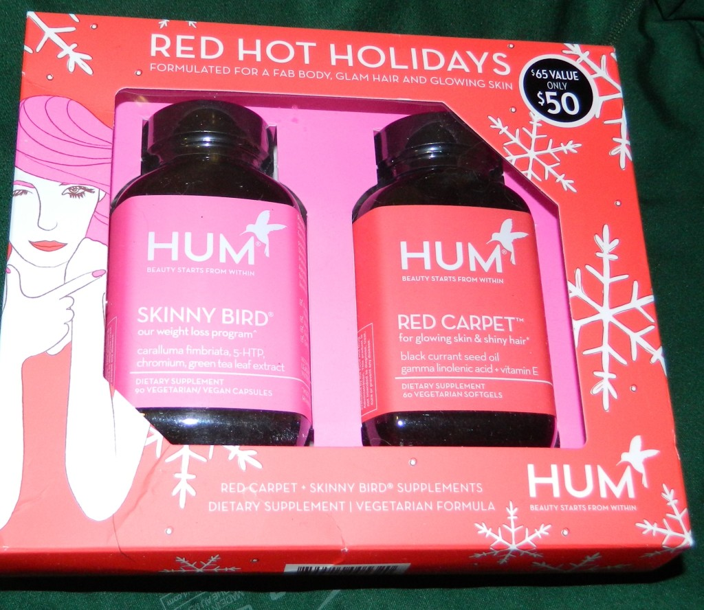 Hum Nutrition: Red Hot Holidays Set
