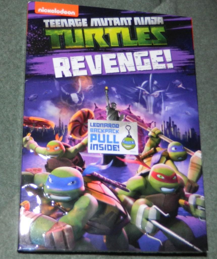 Teenage Mutant Ninja Turtles: Revenge DVD