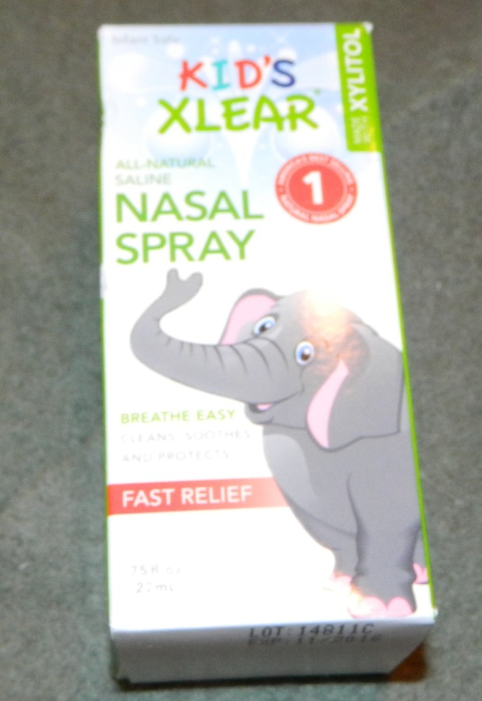 Xlear Kid's Sinus Care Nasal Spray