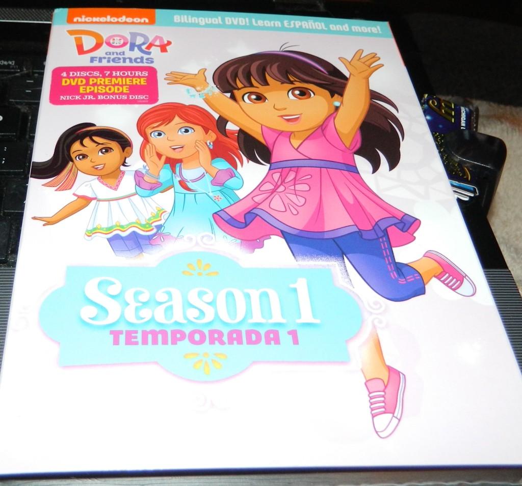 Dora & Friends: Season 1 DVD