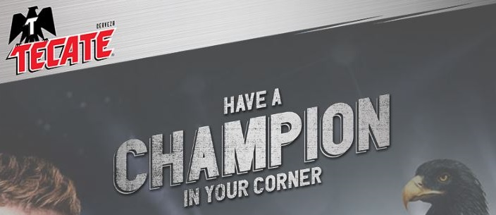 Heineken USA/Tecate - Have A Champion In Your Corner Instant Win and Sweepstakes