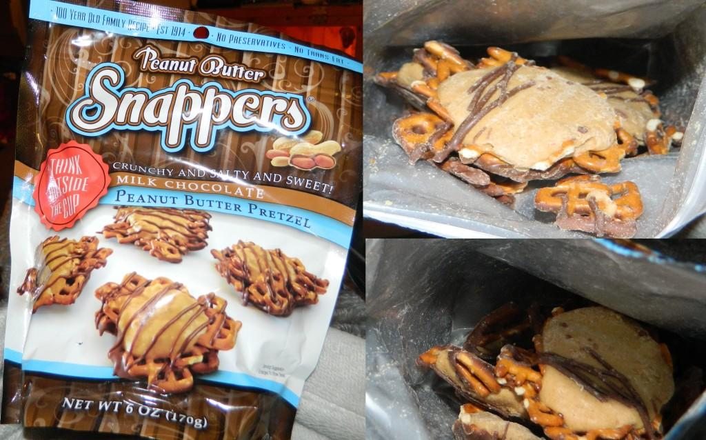Snappers Peanut Butter Pretzel