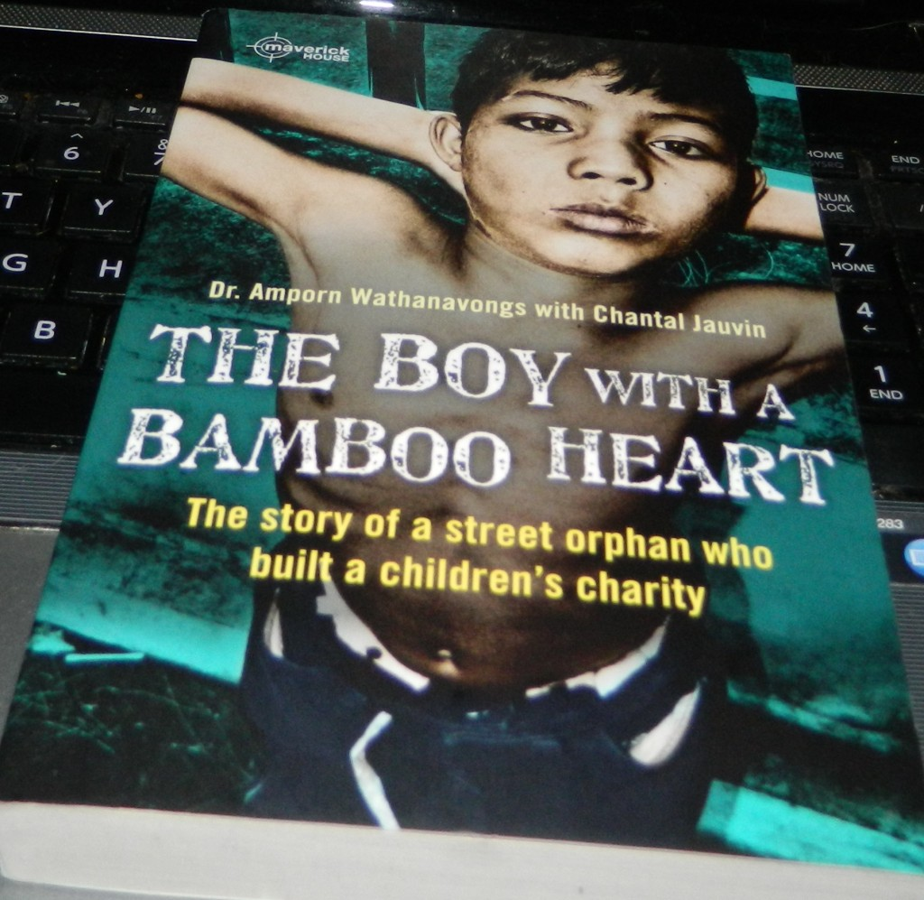 The Boy with a Bamboo Heart