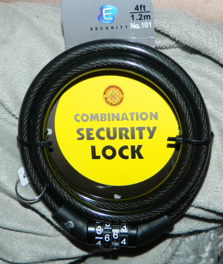 Etronic Security Lock