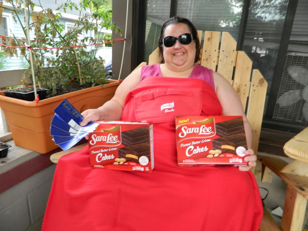 Sara Lee Peanut Butter Creme Cakes