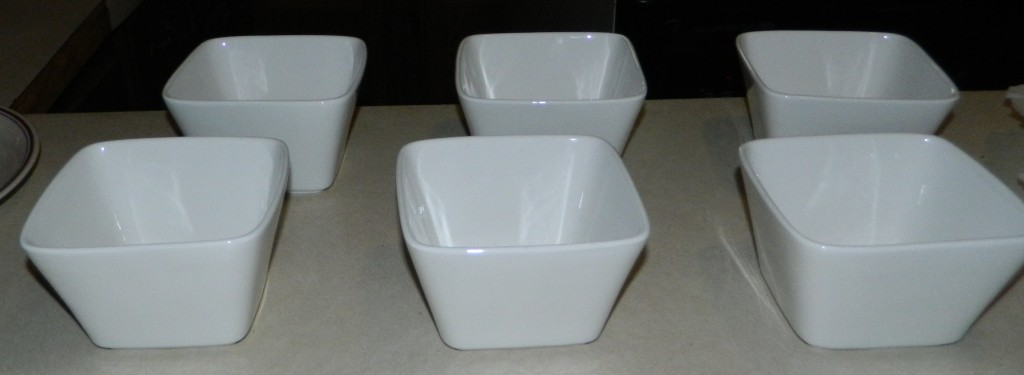 Dowan Cereal Bowls Super Soup 19-ounce ,Porcelain, Set of 6