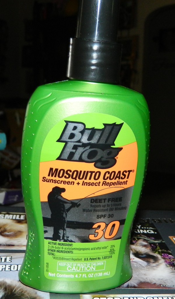 Bullfrog Mosquito Coast Sunscreen and Insect Repellent