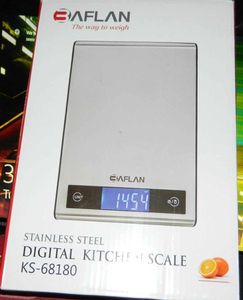 Baflan Digital Multifunction Kitchen Food Scale